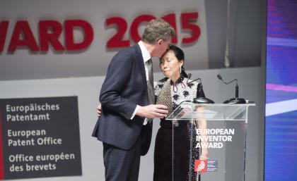 European Inventor Award for Cervical Cancer Vaccine Creators